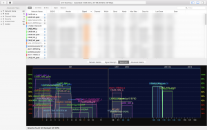 WIFI Explorerのスクリーンショット